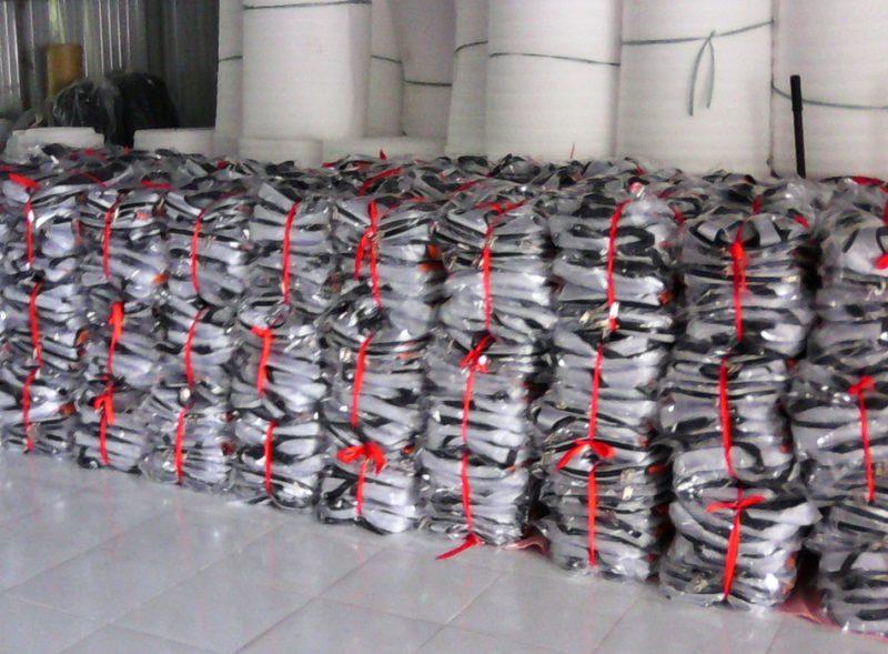 Phương thức đặt hàng tại xưởng may balo giá rẻ Trí Việt